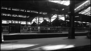 Gare St Lazare - Photographie UPsider / Nicolas Rocancourt